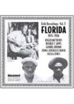 Various Artists - Field Recordings Vol.7 (Florida)