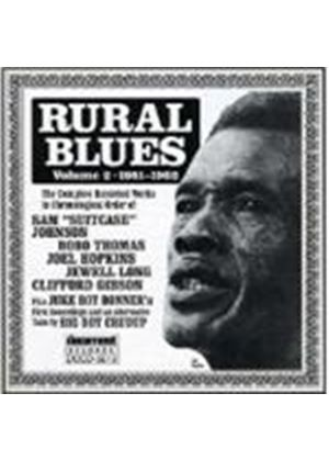 Various Artists - Rural Blues Vol.2