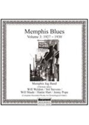 Various Artists - Memphis Blues Vol.3 (1927-1930) (Music CD)