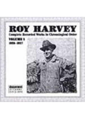 Roy Harvey - Complete Recorded Works Vol.1 1926-1927, The