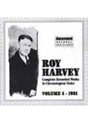 Roy Harvey - Complete Recorded Works Vol.4 1931, The