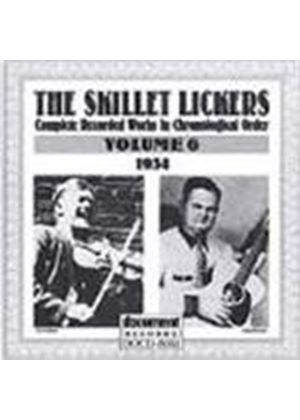 Skillet Lickers - Skillet Lickers Vol.6 1934, The