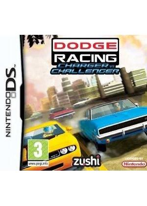 Dodge Racing - Charger vs. Challenger (Nintendo DS)
