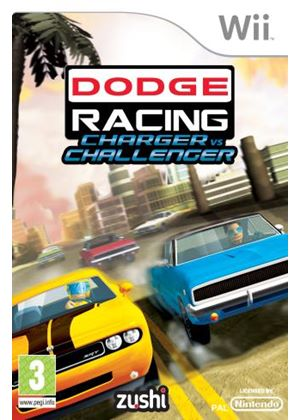 Dodge Racing - Charger vs. Challenger (Wii)