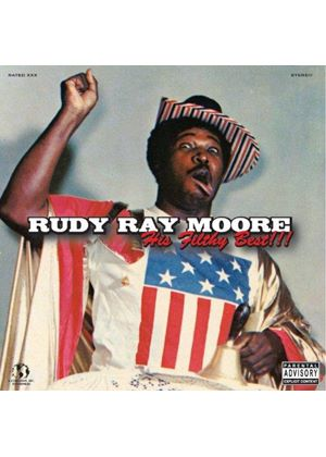 Rudy Ray Moore - His Filthy Best!!! (Music CD)
