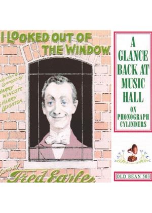 Various Artists - I LOOKED OUT THE WINDOW