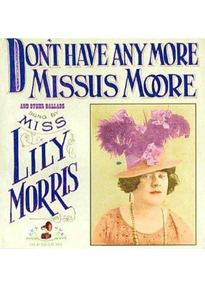 Lily Morris - Don't Have Any More Missus More