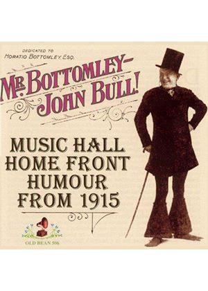 Various Artists - Mr. Bottomly - John Bull