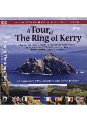 Various Artists - Tour Of The Ring Of Derry, A (+DVD)