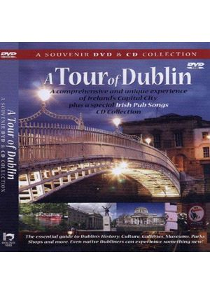Various Artists - Tour Of Dublin, A (+DVD)