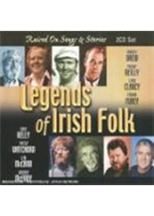 Various Artists - Legends Of Irish Folk - Raised On Songs And Stories, The