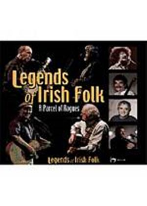 Various Artists - Legends Of Irish Folk: A Parcel Of Rogues (Music CD)