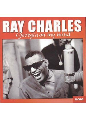 Ray Charles - Georgia on My Mind [Disques Dom] (Music CD)