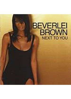 Beverlei Brown - Next To You (Music CD)