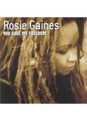 Rosie Gaines - You Gave Me Freedom (Music CD)