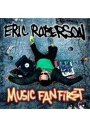 Eric Roberson - Music Fan First (Music CD)