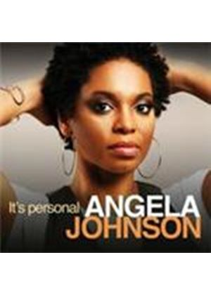 Angela Johnson - It's Personal (Music CD)