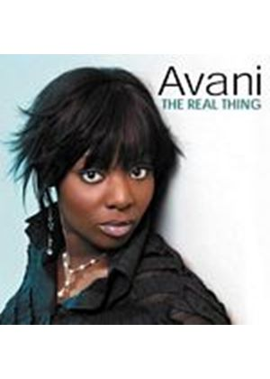 Avani - The Real Thing (Music CD)
