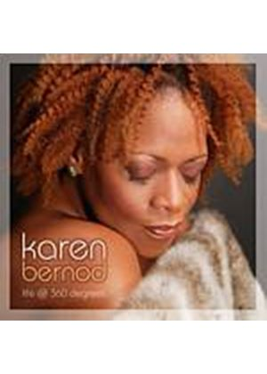 Karen Bernod - Life At 360 Degrees (Music CD)