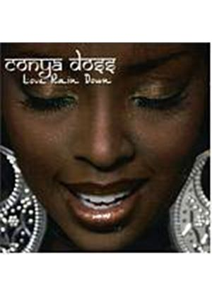 Conya Doss - Love Rain Down (Music CD)