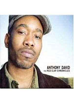 Anthony David - The Red Clay Chronicles (Music CD)