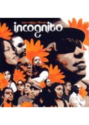 Incognito - Bees + Things + Flowers (Music CD)
