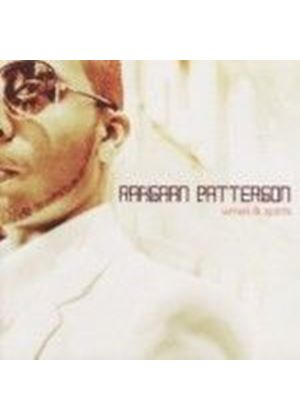 Rahsaan Patterson - Wines And Spirits (Music CD)