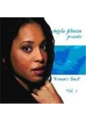 Angela Johnson - A Womans Touch (Music CD)