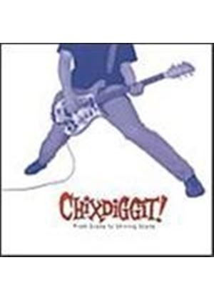 Chixdiggit - From Scene To Shining Scene (Music Cd)