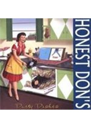 Various Artists - Honest Dons Dirty Dishes (Music Cd)
