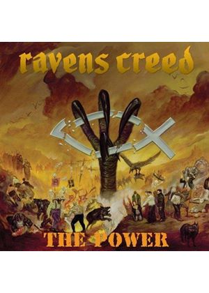 Ravens Creed - Power (Music CD)