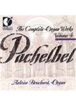 Pachelbel - Complete Otgan Works, Vol 4
