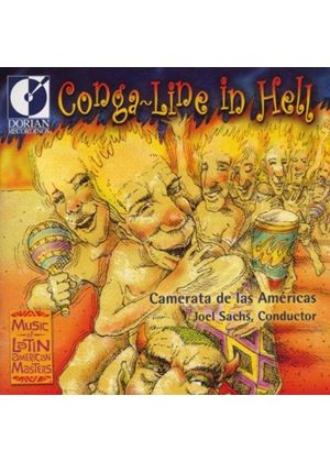 Various Artists - Conga Line In Hell