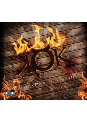 Knock Out Kaine - House Of Sins (Parental Advisory) [PA] (Music CD)