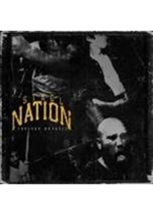 Steel Nation - Forever Wounded (Music CD)