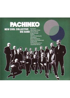 New Cool Collective - Pachinko (Music CD)