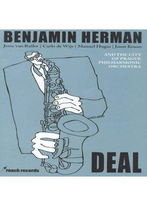 Benjamin Herman - Deal (Music CD)