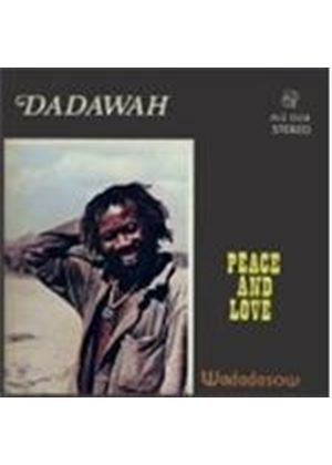 Dadawah - Peace And Love (Music CD)