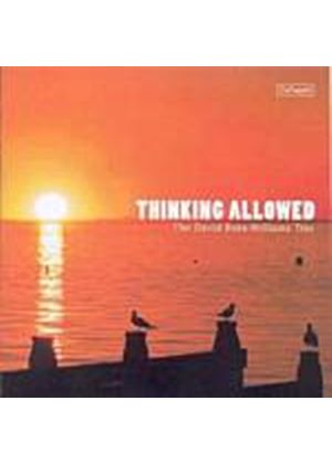 The David Rees-Williams Trio - Thinking Allowed (Music CD)