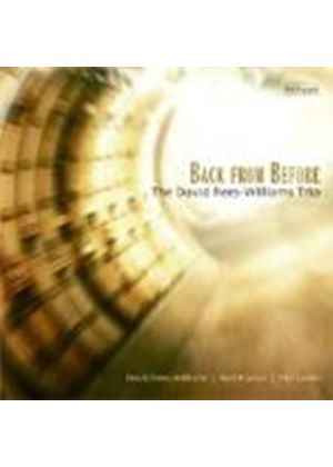 David Rees-Williams - Back From Before (Music CD)