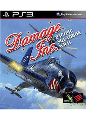 Damage Inc. - Pacific Squadron WWII (PS3)