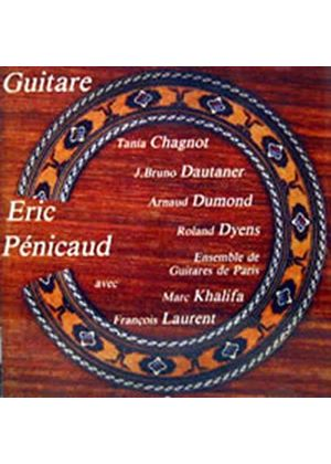 VARIOUS COMPOSERS - Guitare - Eric Penicaud [French Import]