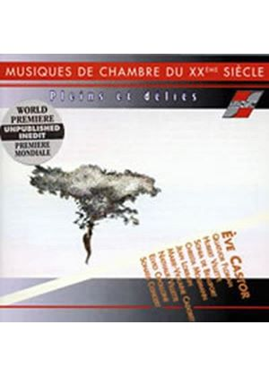 Eve Castor - Pleins Et Delies (Chamber Music) [French Import]