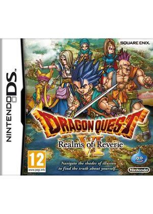 Dragon Quest VI: Realms of Reverie (Nintendo DS)