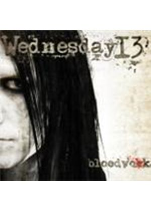 Wednesday 13 - Bloodwork (Music CD)