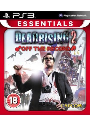 Dead Rising 2 - Off the Record - Essentials (PS3)