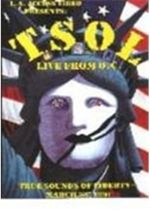 TSOL-LIVE AT OC               (DVD)