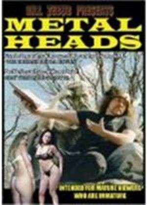 METAL HEADS                   (DVD)