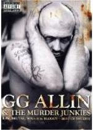GG ALLIN & THE MURDER JUNKIES (DVD)