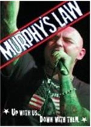 MURPHY'S LAW-UP WITH US       (DVD)
